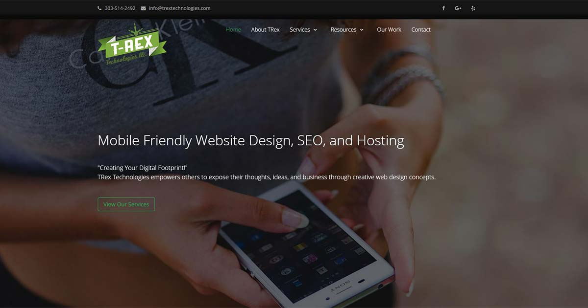 Mobile Website Design Denver Web Design Web Seo